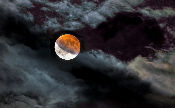 Supermoon and Eclipse