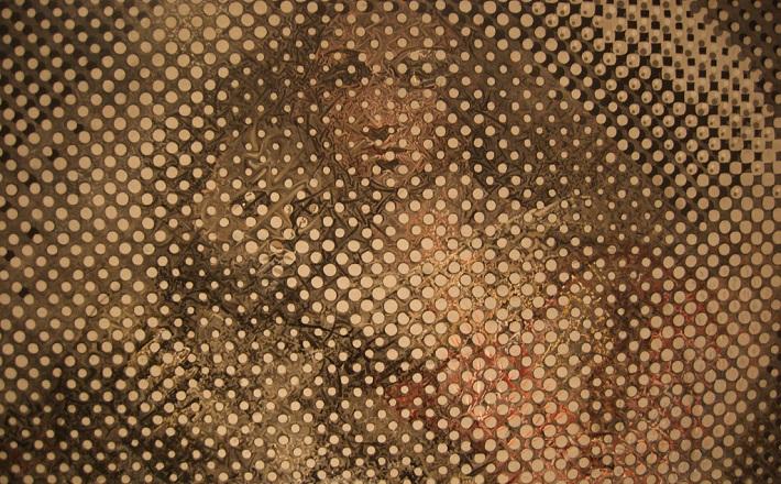 MET-Salvador Dali-Madonna-detail 1