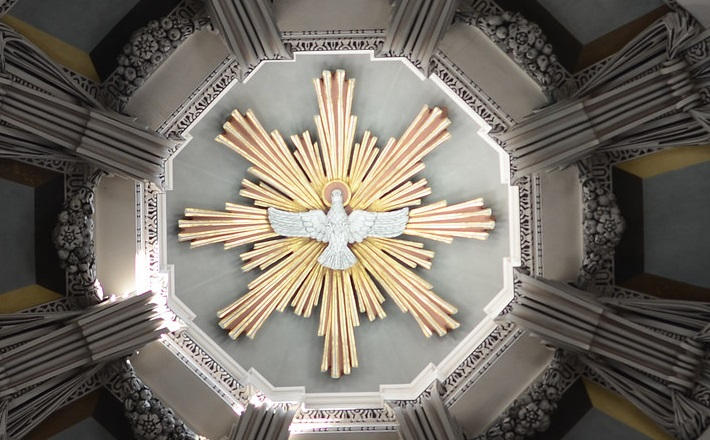 Ceiling, Salzburg Cathedral