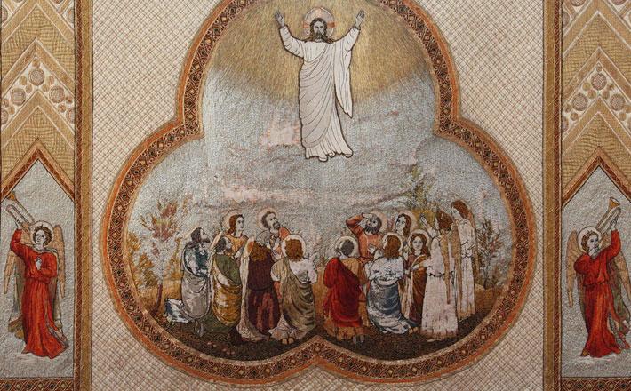 Christus ascendit hodie!