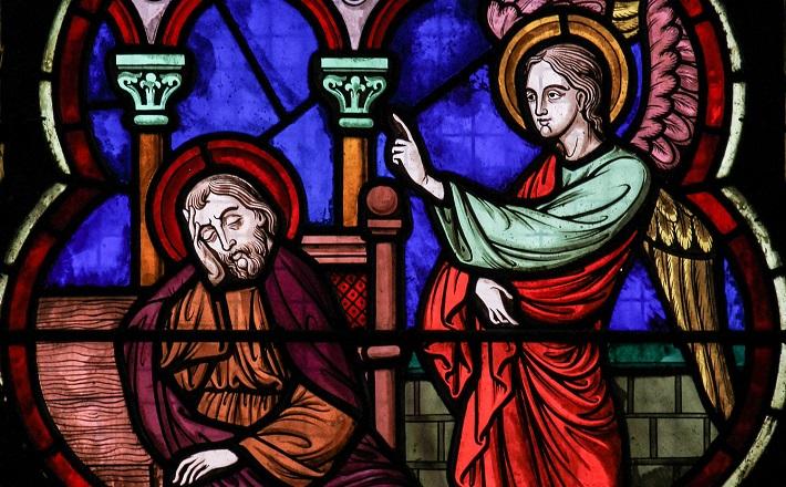 Annunciation to St. Joseph