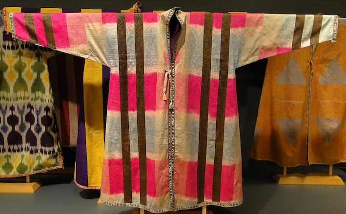 Ikat Robes