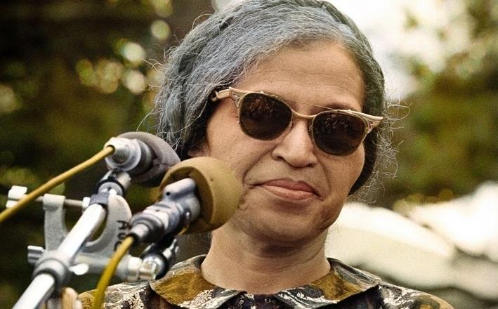 Rosa Parks, forerunner