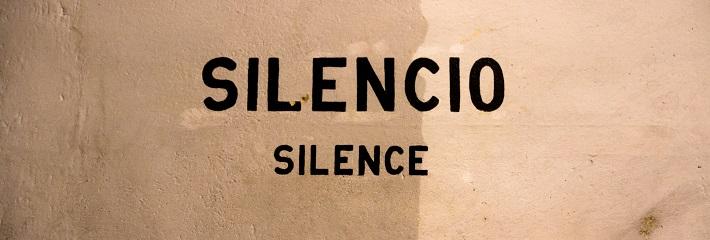 Sign: Silence/Silencio