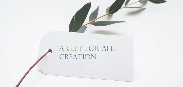 A gift for all creation